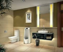 elegant design small luxury bathroom ideas with beige olive green
