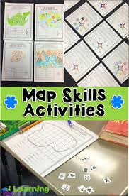 Different Types Of Maps Best 25 Map Activities Ideas On Pinterest Social Science