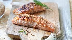 comment cuisiner le pavé de saumon recette du pavé de saumon grillé auchan et moi