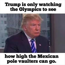 Funniest Memes Ever Made - trump watching the olympics funny pinterest olympics humor