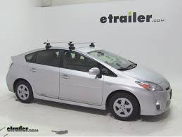 roof rack for toyota prius thule aeroblade traverse roof rack installation 2011 toyota