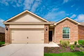First Texas Homes Hillcrest Floor Plan New Construction Floor Plans In Ferris Tx Newhomesource