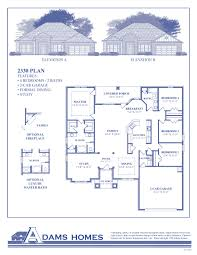 Model Home Floor Plans 100 Floor Plans For 2 Story Homes Two Story Homes Place