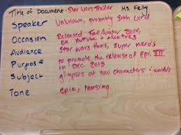 Soapstone Analysis Example Soapstone Ms Felty Ohs