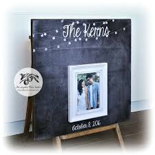 wedding guest book picture frame rustic wedding guest book alternative guest book wedding