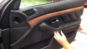 bmw door panel diy bmw door panel removal the easiest way e38 e39