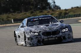 bmw m6 modified the camo will finally come off bmw u0027s m6 gt3 in frankfurt