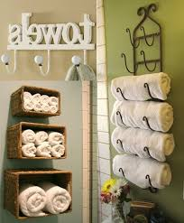 popular of small bathroom towel storage ideas for home remodel