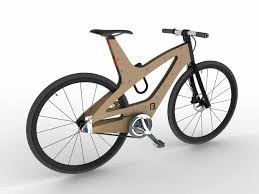 porsche bicycle concept bike made of plywood and aluminum parts велосипед