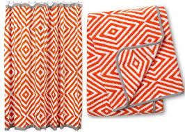 Orange Bathroom Rugs by Orange Bathroom Accessories Soslocks Com