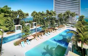 porsche design tower pool 5 luxury brands to be launched in american real estate porsche