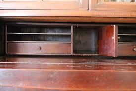 Maddox Tables Secretary Desk by 1920 50 U0027s Maddox Mahogany Secretary Desk Bookcase Hutch Hybrid
