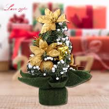 Russian Decoration For Christmas by Online Get Cheap Mini Trees Christmas Aliexpress Com Alibaba Group
