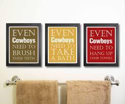 home interior cowboy pictures cowboy bathroom decor f18x on home interior design