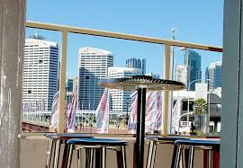 balcony lounge pyrmont bridge hotel