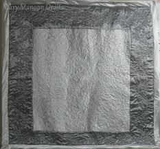 wedding dress quilt quilts silver satin wedding dress quilt for