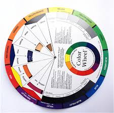color wheel for makeup artists 5pcs large artist colour card wheel swatches permanent makeup