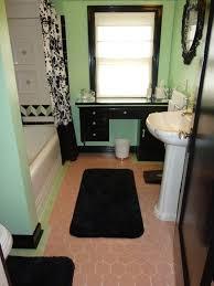 Vintage Bathroom Design Colors Best 25 Retro Bathrooms Ideas On Pinterest 1950s House Retro