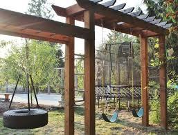 Backyard Play Structure by Best 10 Kids Swing Sets Ideas On Pinterest Swing Sets For Kids