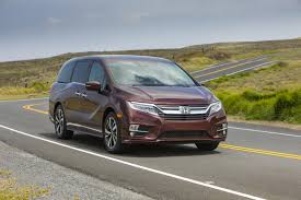 2018 honda odyssey goes on sale priced from 30 890