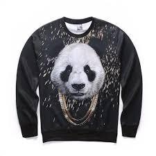 panda sweater rich panda sweater foreverhoodies