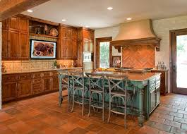 kitchen tv ideas cool or fool tv in the kitchen home bunch interior design ideas