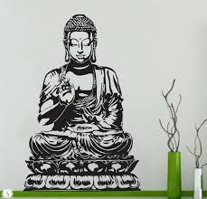 40 buddha wall decal wallets artequals com buddha wall decal vinyl sticker decals art decor wall decal
