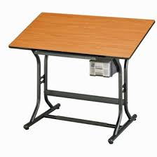 Drafting Table With Computer 40 X 24 Drafting Table 70202 And More Lifetime Guarantee