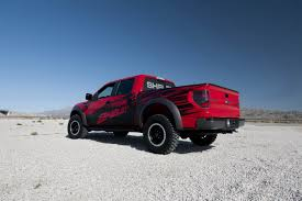 Ford Raptor Shelby Truck - shelby supercharges ford f 150 svt raptor to a mighty 575 horses