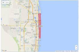 Palm Beach Florida Zip Code Map Ten Most Donald Trump Loving Zip Codes In America Including One