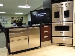 euro appliances cape town has new displays in their showroom