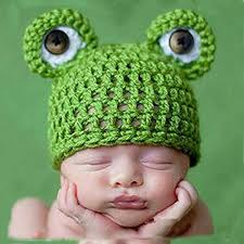 14 frog hats for frog