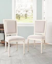 Safavieh Bistro Chairs Safavieh Mcr4516c Ashton Side Chair Taupe Set Of Two 801 00