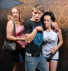 pictures of cartoon haunted houses 22 pictures of bros freaking out in a haunted house smosh