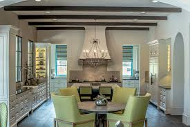 Style Of Kitchen Design From Pristine Concrete Ornaments To Sculpted White Stucco