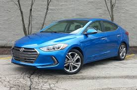 hyundai elantra baby blue test drive 2017 hyundai elantra limited the daily drive