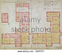 The Red Cottage Floor Plans by Arts And Crafts House Philip Webb Architect 19 Lincoln Inns