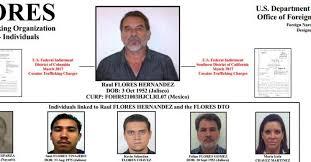 biografia tn8 raúl flores hernández el narcotraficante vinculado a rafa márquez y