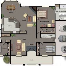 Traditional Japanese House Floor Plan Open Concept House Plans Zionstar One Story Beach House Floor