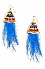 feather earring feather earrings nordstrom