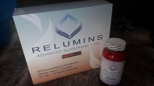 Gluta Shop relumins advanced glutathione 1100 relumins advanced nutrition