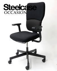 chaise de bureau steelcase fauteuil marque steelcase