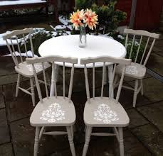 dining tables shabby chic dining rooms pictures distressed white