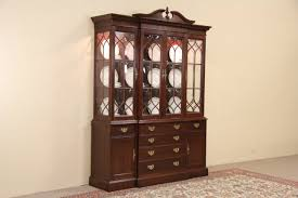 china cabinet china hutch and buffet small cabinet country made