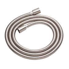 danze m flex shower hose in brushed nickel d469030bn the home depot m flex shower hose in brushed nickel