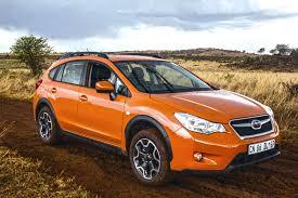 orange subaru crosstrek subaru xv south africa