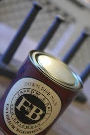 modern country style case study farrow and ball down pipe