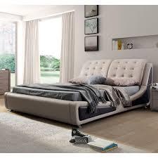 Walmart Upholstered Bed Upholstered Platform Bed Design Ideas Best Daily Home Design