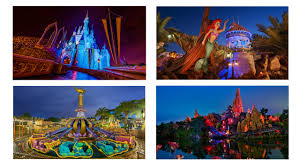 Disney World Map Magic Kingdom by Disney After Hours Event Nights Return To Magic Kingdom Park