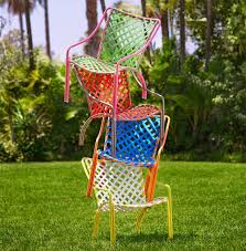Brown Jordan Patio Set by Brown Jordan Celebrates 70 Years Of Iconic Design With Colorful